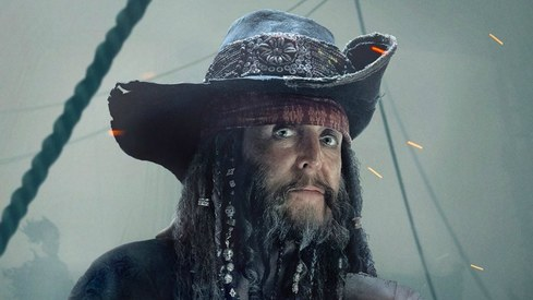 The Beatles' Paul McCartney reveals his look for the latest Pirates of the Caribbean movie