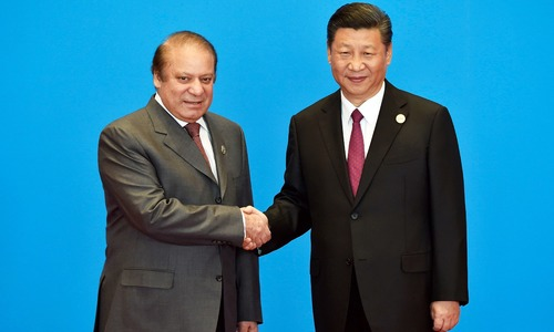Pakistan closely coordinating with China for planning, implementation of CPEC: Nawaz
