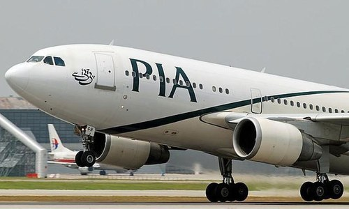 British authorities say heroin found on Islamabad-London PIA flight