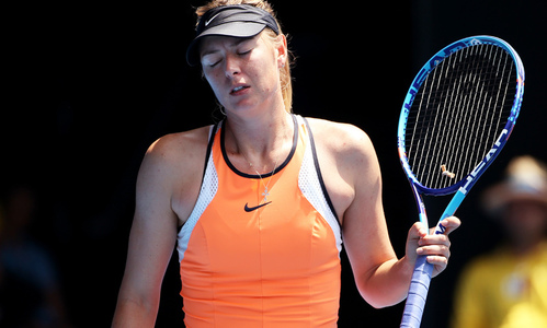 Maria Sharapova misses out on French Open wild card after doping