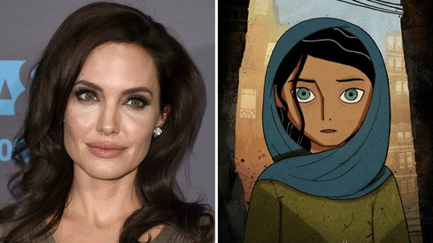 Angelina Jolie's The Breadwinner is the story of an Afghan girl filling some really big shoes