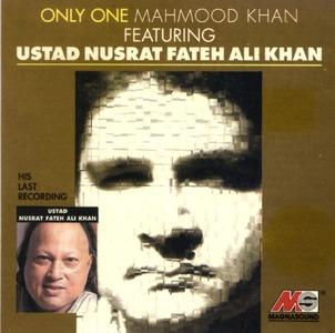 محمود خان کے البم اونلی ون کا پوسٹر— تصویر محمود خان