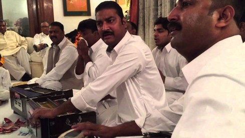Young generation must research on qawwali to understand it, says Rauf Saami
