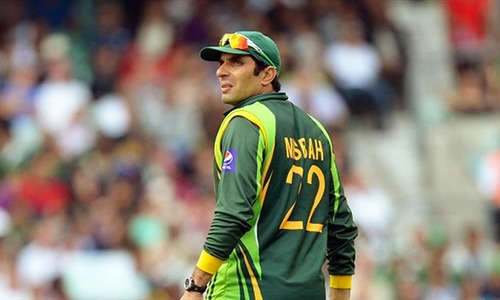 Misbah's story: How the almost forgotten cricketer rose to become an icon