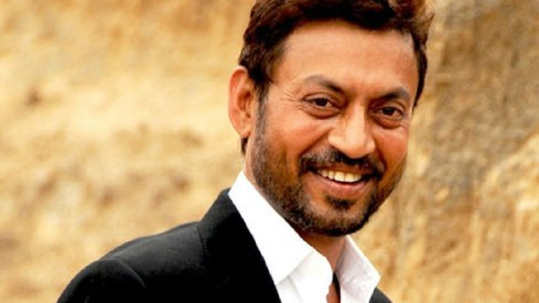 Irrfan Khan will star in the movie adaptation of Mohsin Hamid's Moth Smoke