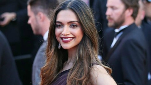Deepika Padukone makes Cannes appearance in a slinky plum dress