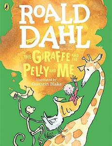 Book review: The Giraffe and the Pelly and Me