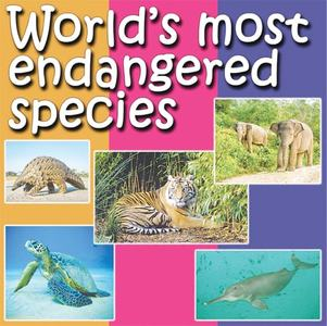 World's most endangered species