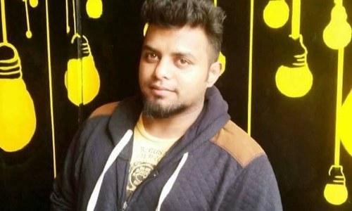 24-year-old Shalem found dead in peculiar circumstances in Karachi