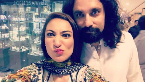 Things get rocky between Anoushey Ashraf and Ali Noor in Chinaar Ghaati