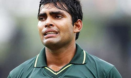 Umar Akmal removed from Champions Trophy squad after failing fitness test