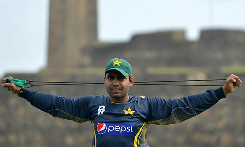 NCA's fitness methods questioned in  Umar Akmal row