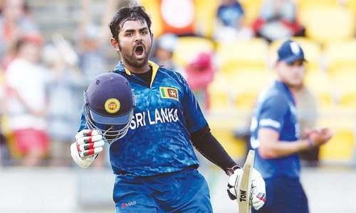 Scotland savour  landmark victory over Sri Lanka
