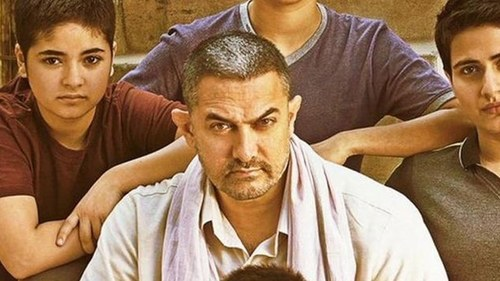 Dangal is now the highest grossing non-US film in China