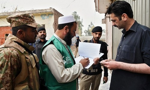 'Shortcomings' emerge in census process
