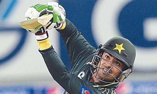Haris Sohail replaces Umar Akmal in Champions Trophy squad