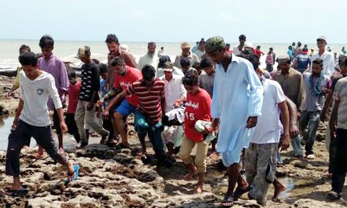 Five dead in drowning incidents at Karachi beaches