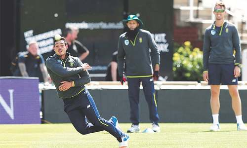 England, South Africa launch start of busy season