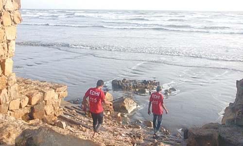 Three schoolboys among six drown at Hawkesbay, Do Darya