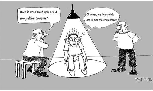 Cartoon: 24 May, 2017