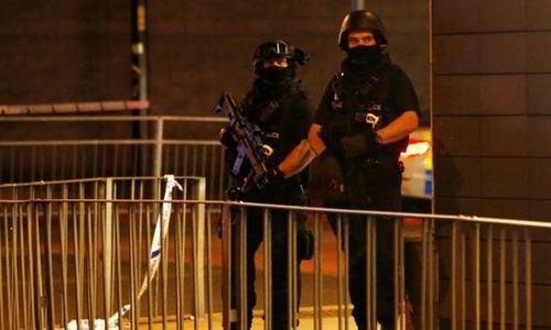 Manchester attack: Suspect's parents fled Qadhafi's Libya