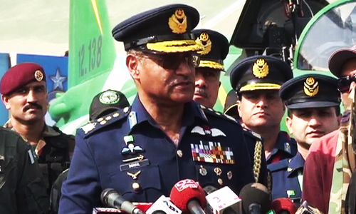 Our enemies will remember our response to their misadventures: Air Force chief