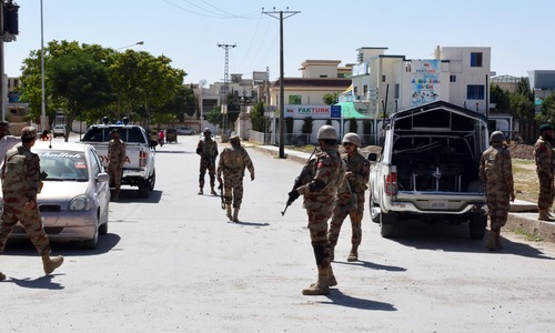 Two Chinese nationals kidnapped from Quetta