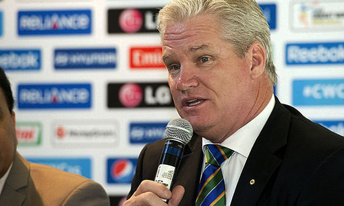 Spot-fixing probe: Dean Jones not suspicious about dot balls played by Sharjeel