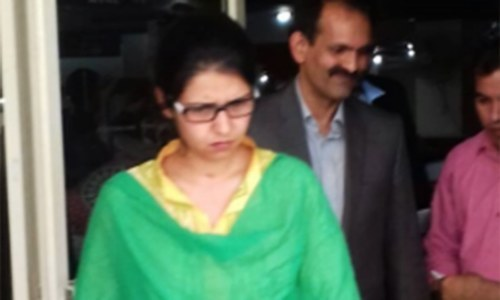 Indian national Uzma returns home from Pakistan following court orders