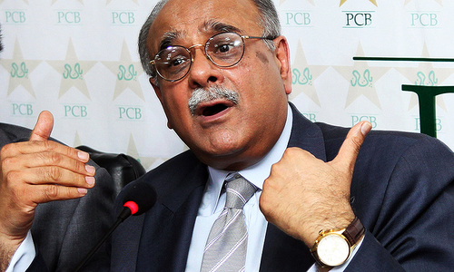 Najam Sethi all set to take PCB's reins from Shaharyar