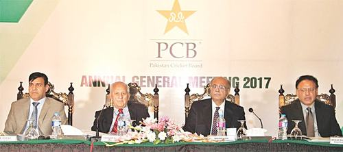 PCB passes resolution backing Sethi as next chairman