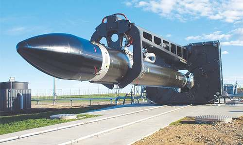 Successful launch puts New Zealand in space race