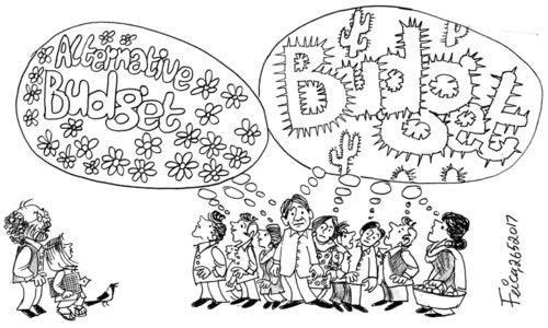 Cartoon: 26 May, 2017