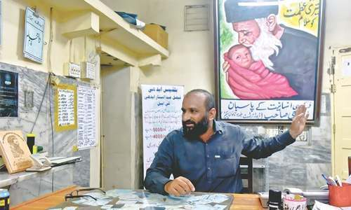 How Faisal Edhi is keeping the Edhi spirit alive