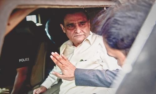 Sindh High Court reserves verdict on Dr Asim's plea to travel abroad