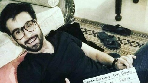 Azfar Rehman's mean streak will continue with his next TV serial Aadhi Gawahi