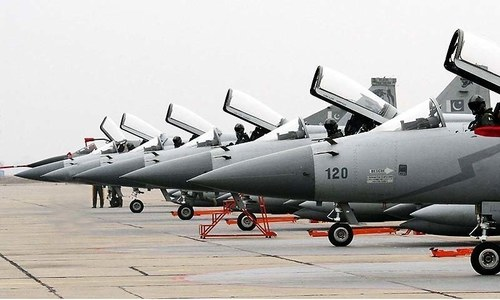 Defence budget set at Rs920.2bn for FY2017-18