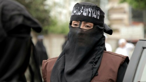 This Arab drama shows the reality of IS women