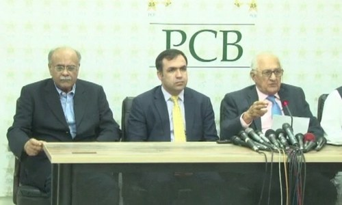 Pakistan, Afghanistan to play friendly series: PCB chairman