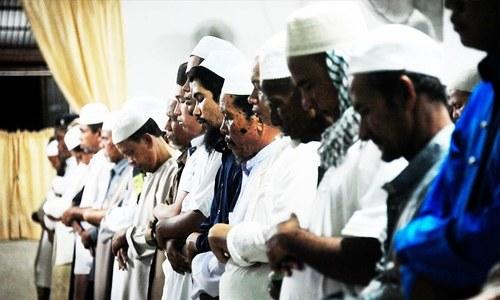 رمضان کی آمد پر اہم شخصیات کے پیغامات