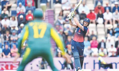 Stokes punishes sloppy SA with second ODI century