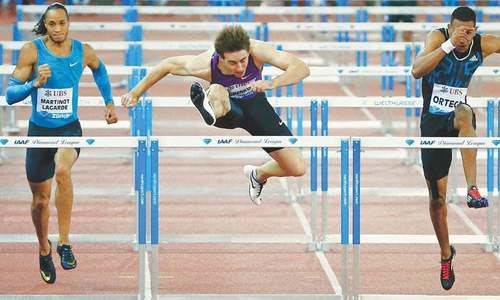 Athletes encounter visa issues for Eugene meet