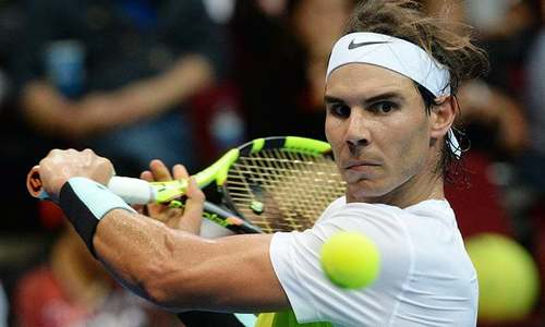 Nadal eyes 10th title in French Open generation game