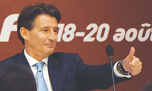 Sports can help Manchester's healing process: Coe