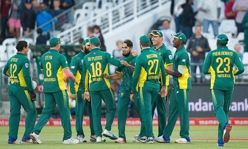دورہ انگلینڈ: جنوبی افریقی ٹیم کی سیکیورٹی بڑھانے کی یقین دہانی