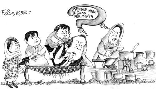 Cartoon: 29 May, 2017