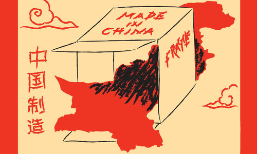 Chinese footprint on the Pakistani budget