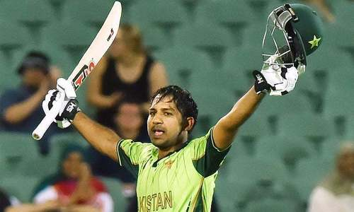 Sarfraz braces for acid test at Champions Trophy