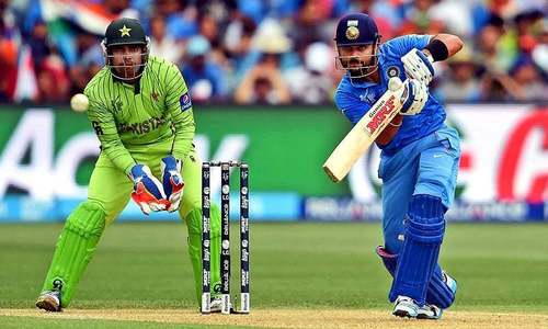 Indian government rules out cricket series with Pakistan