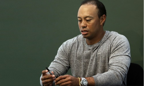 Tiger Woods arrested in Florida on 'driving under influence' charge